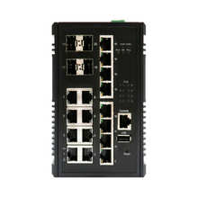 KY-MSG1604 ITS/ SCADA Layer 2 Switch (Non-PoE)
