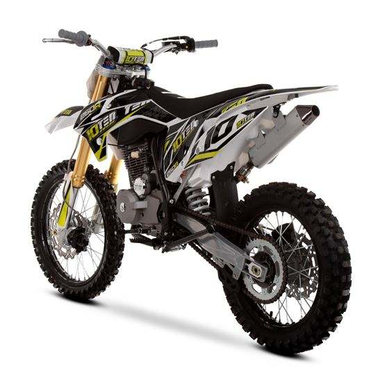 Brush Less and Cheap Used Wholesale 250cc Dirt Bike for Adults
