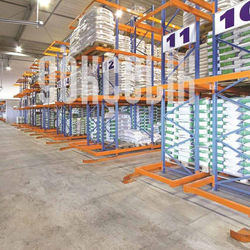 NARROW CORRIDOR SHELF APPLICATIONS FOR DEPOT AND WAREHOUSE