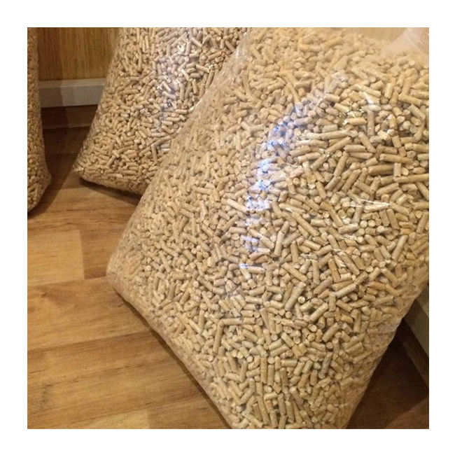 Offer pine pellets 6mm ash 0,6