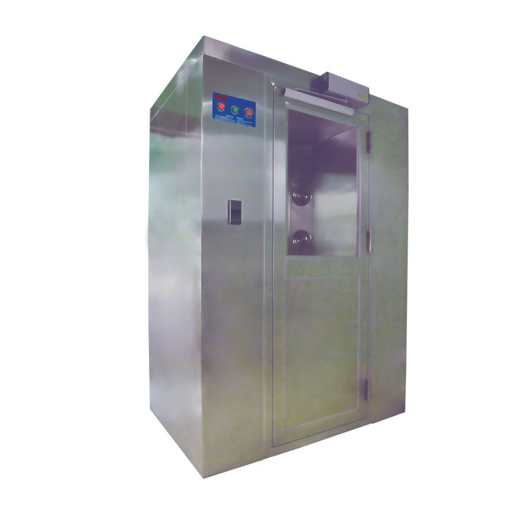 Professional Clean room Automatic Air Shower Room Manufacturer