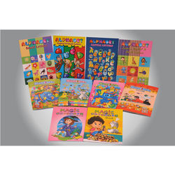 English Alphabet Learning Book for Kids