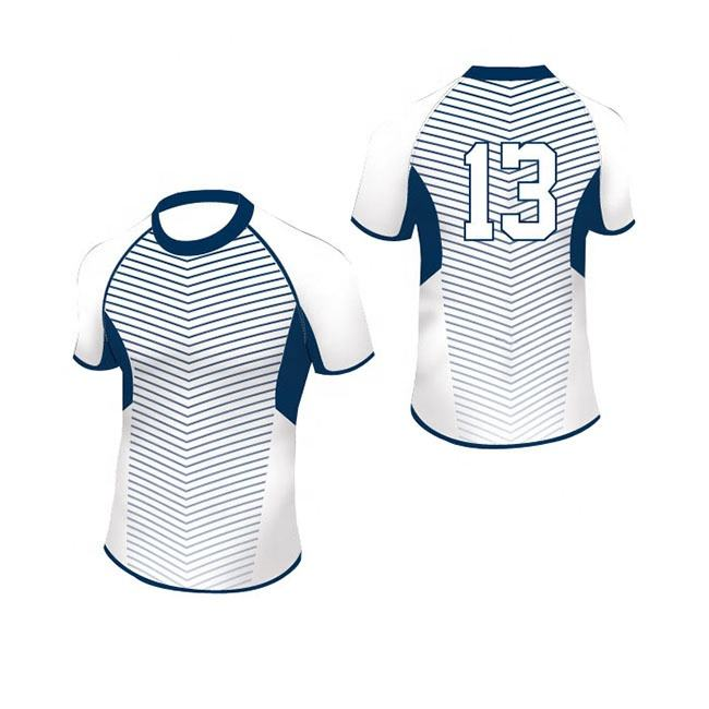 custom sublimation rugby league uniform / rugby shirt / rugby polo