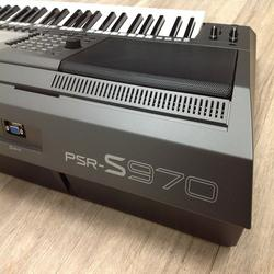 PROMPTENT yama-has psr s970 keyboard