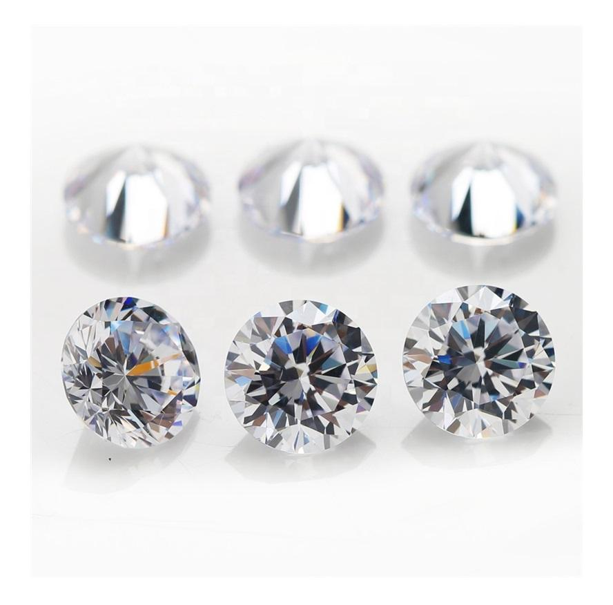 1 Carat Cheap Price Cvd/Hpht Jewelry Useful Polished Diamond Direct Supplied from Indian Factory
