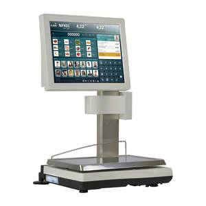 SCALE TOUCHSCALE XS / COUNTERTOP PC SCALE / TOUCHSCALE XS 20I