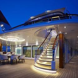 2020 Yacht Luxury Boat