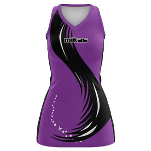 2019 New Design Sublimation Netball Dresses Jerseys Uniforms Lady's Sportswear Clothing