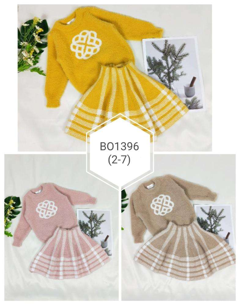 Sapodill sweater dress for girl high quality