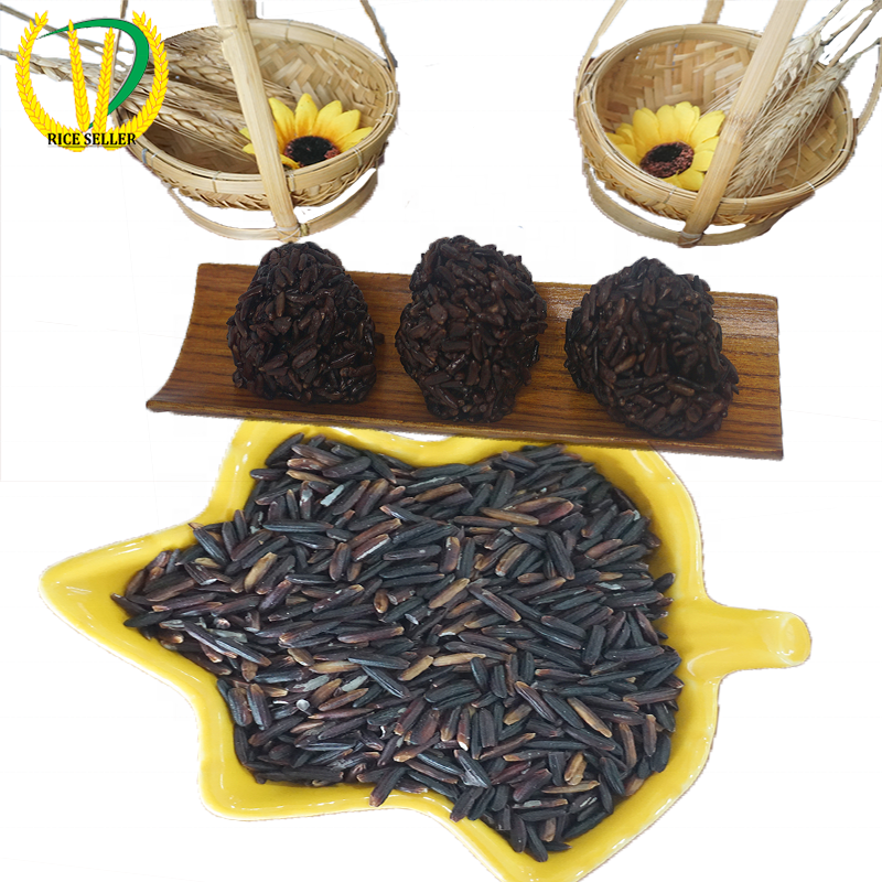 Glutinous Rice Grade A For All Importers - Vietnam black glutinous rice