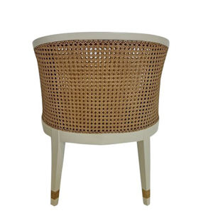 Rattan cane make chairs