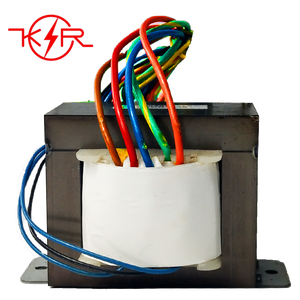 Customized Single Phase 30VA 240V 220V 110V 24V Step Down 50hz 60hz Low Frequency Power Transformer with 70 Years of Experience