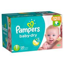 Pampers Baby Diapers All Sizes