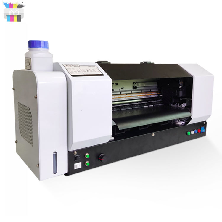 Witte Inkt <span class=keywords><strong>Printer</strong></span> Voor Huisdier Film Roll Print Machine <span class=keywords><strong>A3</strong></span> <span class=keywords><strong>Digitale</strong></span> Film Transfer <span class=keywords><strong>Laser</strong></span> <span class=keywords><strong>Printer</strong></span>