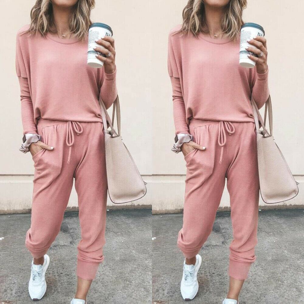 Suit Winter Joggers Women Ladies Gym Hoodie Adult Ones Hooded Play suit Jumpsuit Tracksuit Jogging