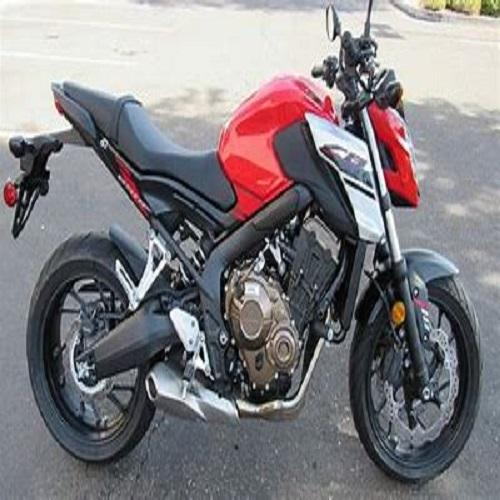 2010 Hondas CB650F for sale