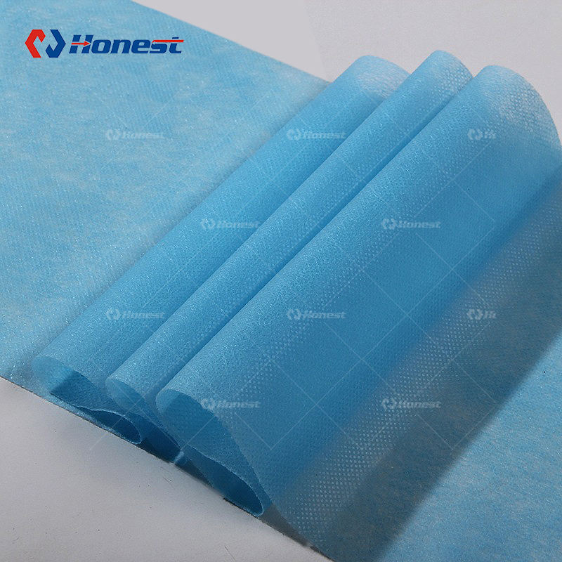 High Quality Melt-blown Nonwoven Cloth Non Woven Fabric Material Roll