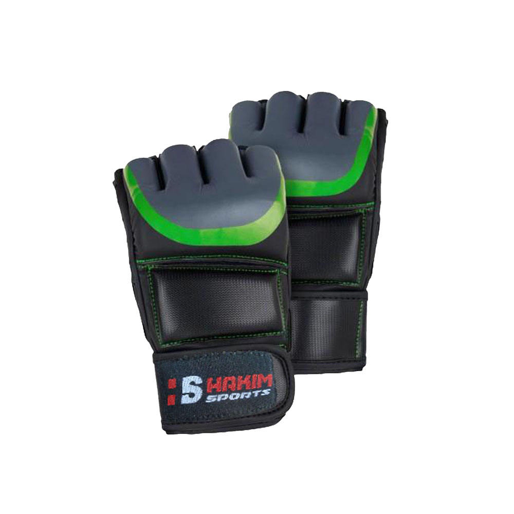 Lederen Gel Tech Mma Ufc Grappling Handschoenen Vechten Boksen Punch Bag Training Kick Bokshandschoenen