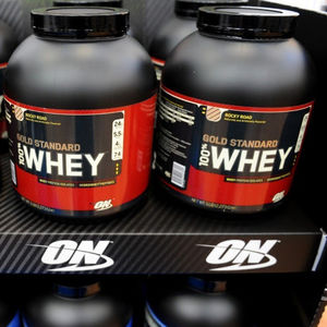Optimum Nutrition 100% Gold Standard Whey Protein in Sports Supplements