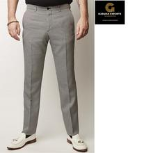 Men printed trouser