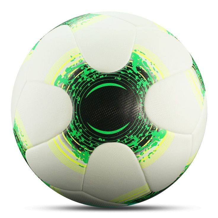 Match Quality Thermal Bonded Soccer Ball / Football Size 5 Best Quality New Design