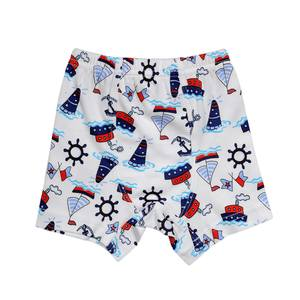 adiasen 5pcs Little Boy Underwear,Letter Design for Little Boy Boxer Children Hipster Knickers Briefs Cotton
