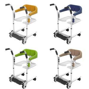Best-seller Patient Care Hospital Chair Medical Furniture With Four-wheel Foot Brake