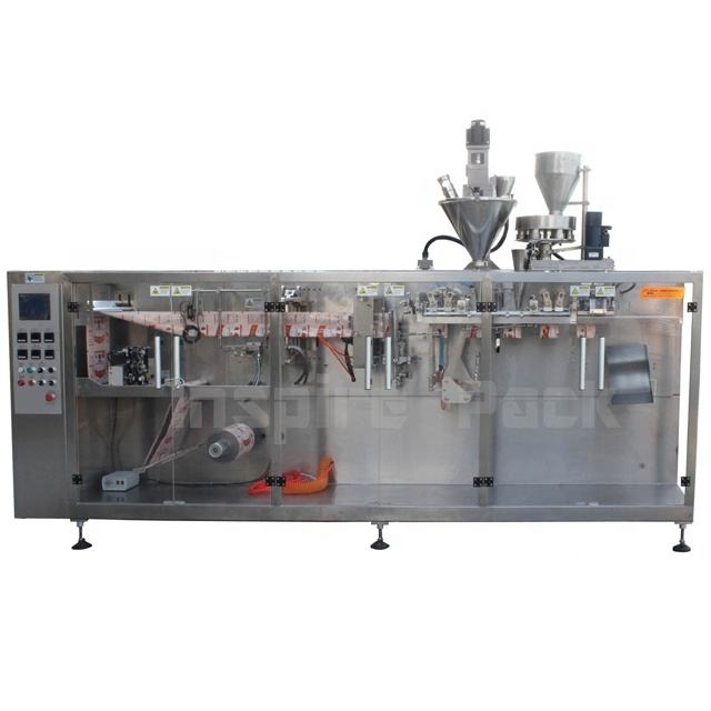 Gripe Water Single Dose Packet Horizontal Sachet Bagging Machine
