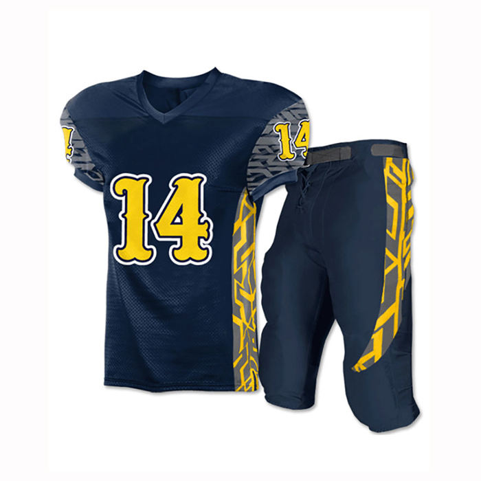 Customized wholesale cheap price American football uniform