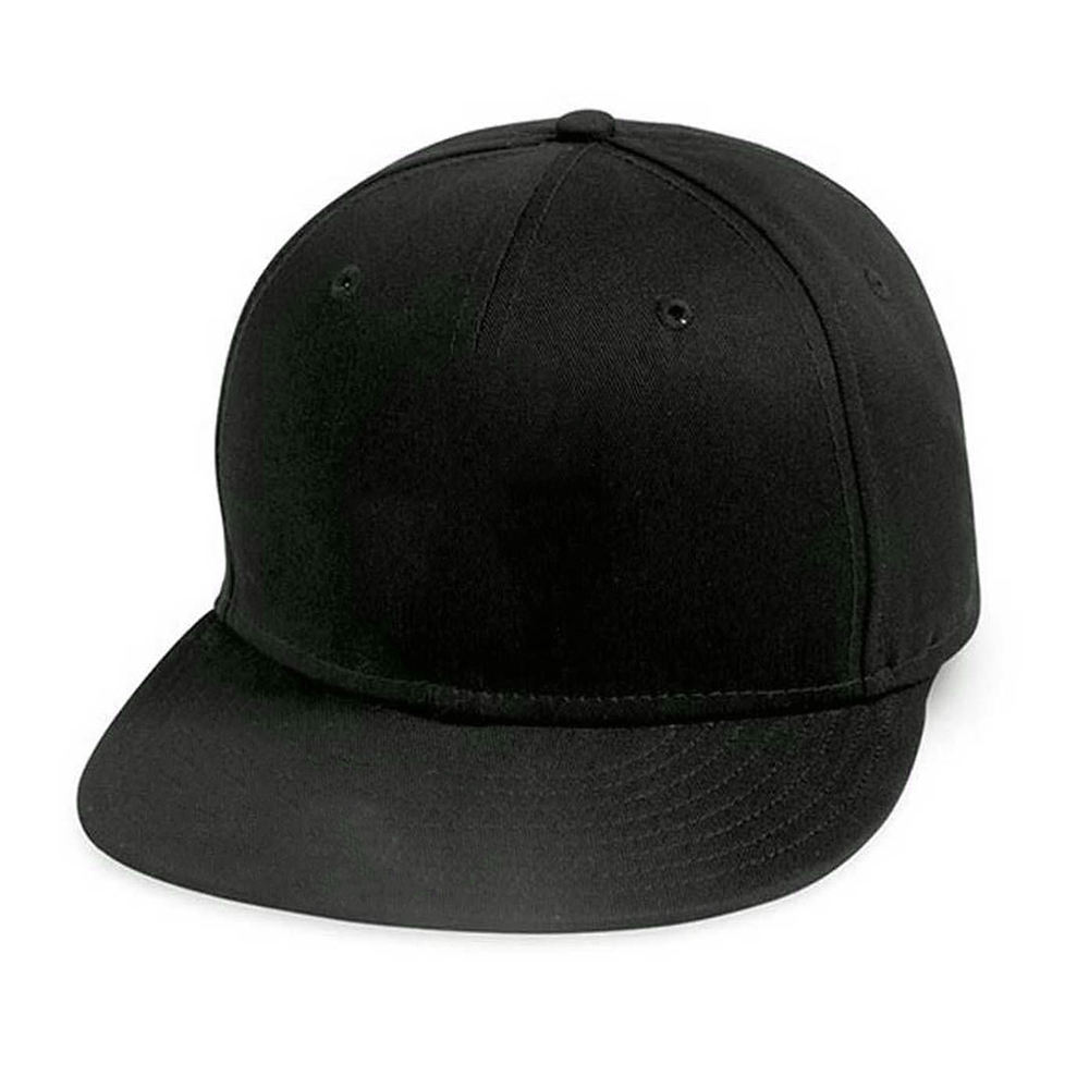 Cheap Priced Men's Basket Ball Caps Black Plain Baseball Caps With OEM