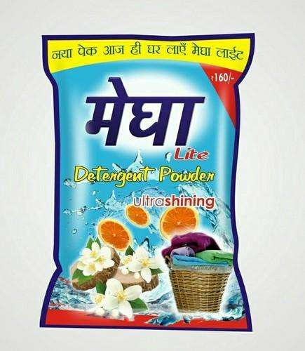 Megha Lite Detergent Powder for Laundry