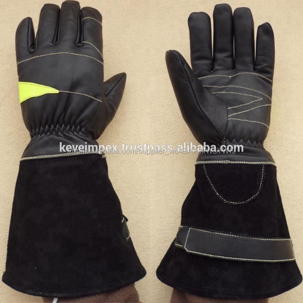 Gants de lutte contre incendie gants De Sauvetage Pakistan
