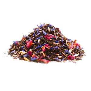 Rose Earl Grey zwarte thee | Red Rose Petal Blend met Earl Grey en Premium Losse Thee