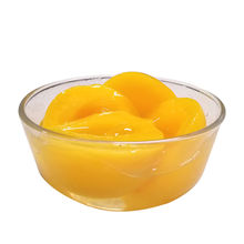 wholesale 850g canned sweet yellow peach for half in light syrup