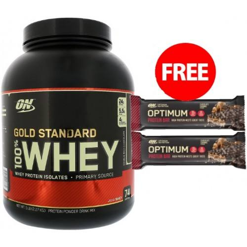 Gold standard Whey Protein All flavors Optimum Nutrition whey