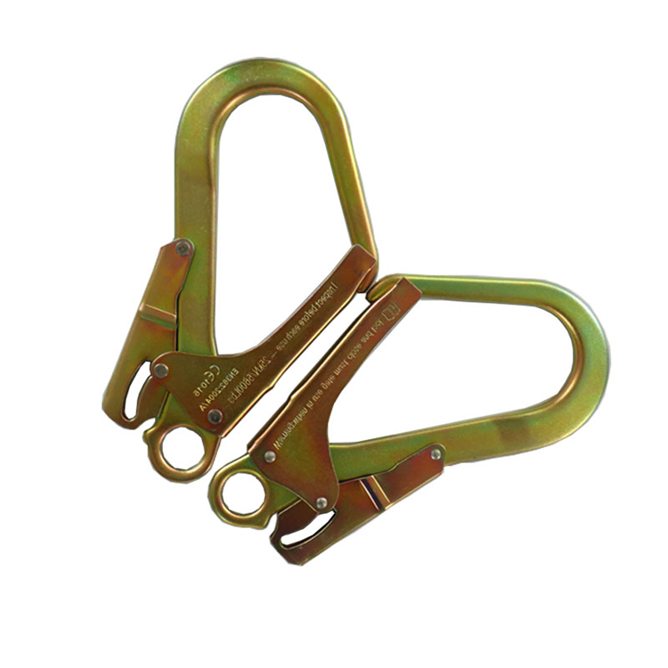 Adequate Supply High Strength Wear Lifting Hook Safety Hook Pull:22KN