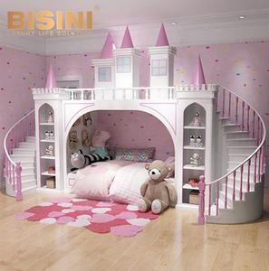 Buy Refined Castle Bunk Bed At Enticing Discounts Alibaba Com