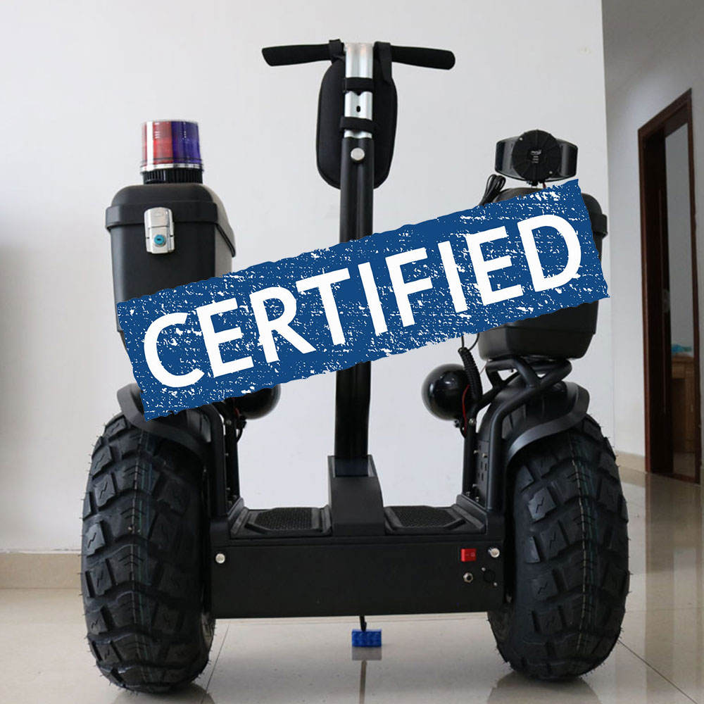 BUY 2 UNITS GET 1 FREE Patrol use gyroscope adult electric scooters 19 inch big tire mini smart self balance scooter
