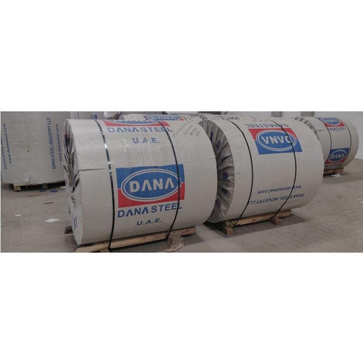 Fabricante de bobinas galvanizadas de construcción de acero de calibre ligero