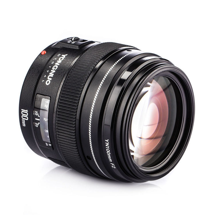 Full Medical 100ミリメートルF2 AF/MF Medium Telephoto Lens Large Aperture Auto Focus Lens Prime Lens FOR Dental写真撮影