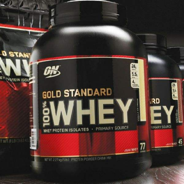 GOOD Protein 100% Whey Gold Standard - Optimum