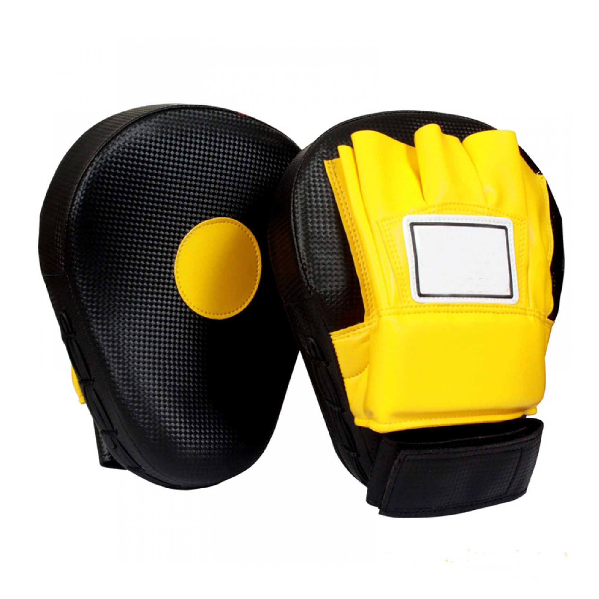 custom boxing focus pad