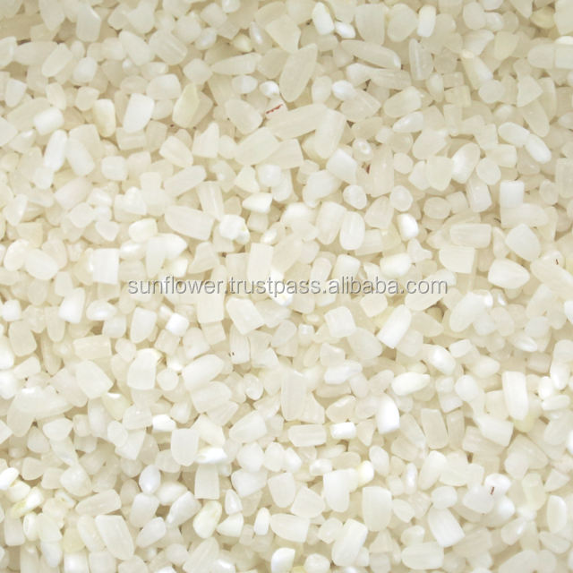 Myanmar 100% Broken White Rice A1,2 High Quality