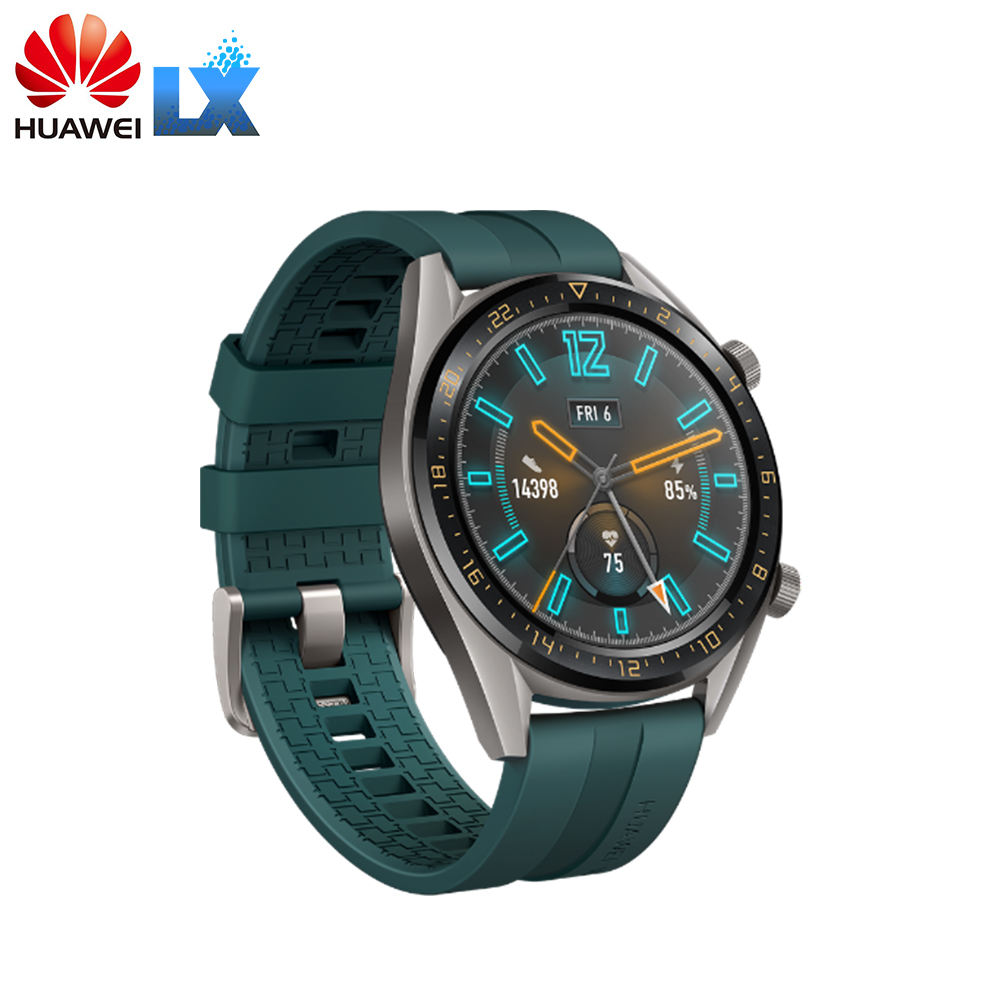 Huawei Watch GT Smart Mens Watches Support GPS NFC 14 Days Battery Life 5 ATM Mens Watches