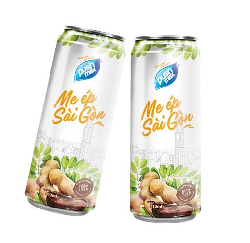 Sleek Can 310ml Concentrate Tamarind fruit juice for buyers from various countries wholesales
