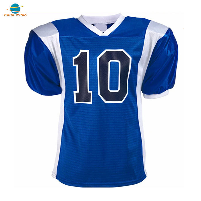 American Football Jerseys Custom Cheap American Football Uniforms Young Training Jersey