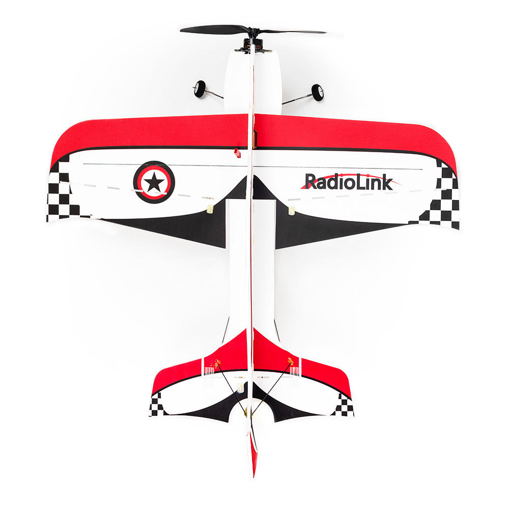 Radiolink 3D Fixed Wing Airplane Multiple Flight Modes PNP