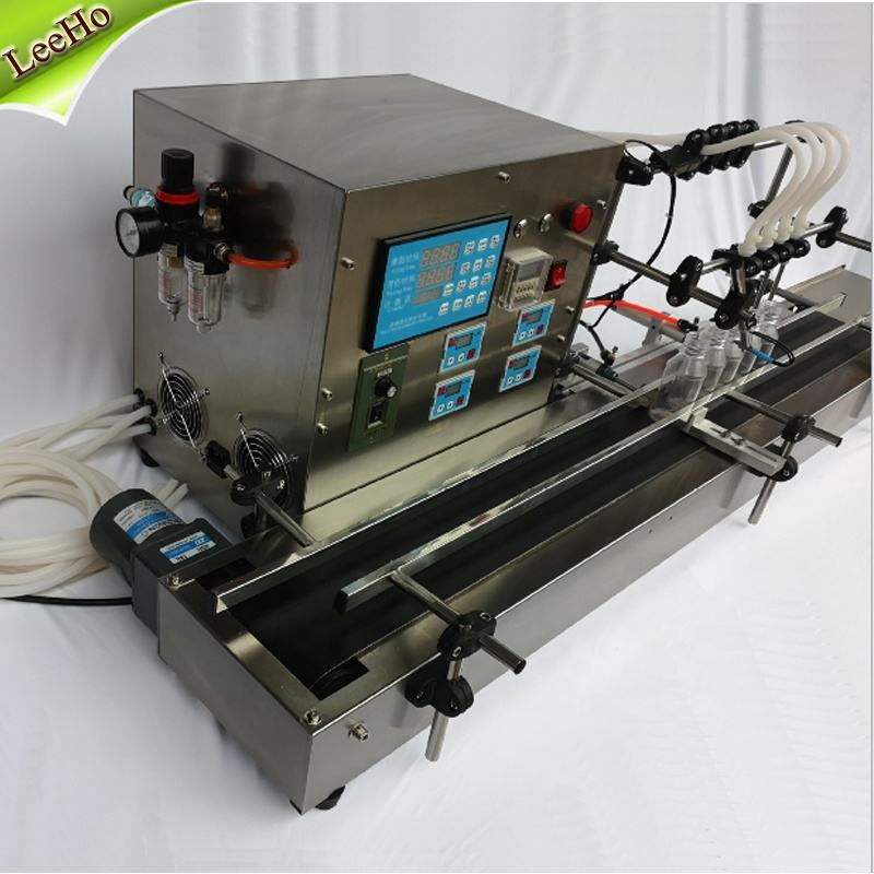 small scale liquid filling machine