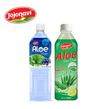 1L JOJONAVI Bottle Aloe Vera Butter  Blended Lime Juice