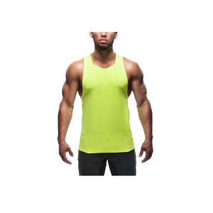 Light weight bodybuilding hot selling singlets for sale